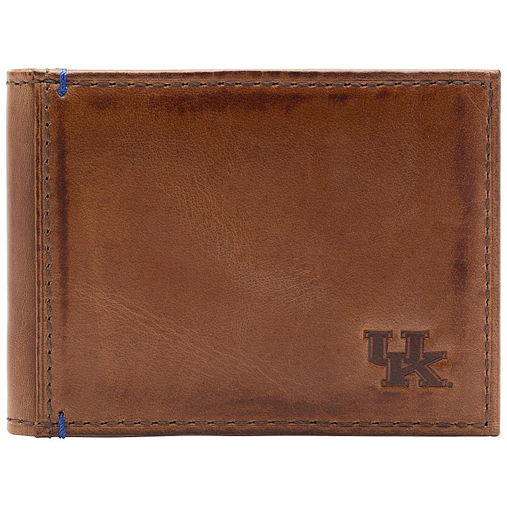 Jack Mason League NCAA Campus Slim Bifold Kentucky Wildcats - Jack Mason League Mens Wallets - Work Bags & Briefcases, Men's Wallets