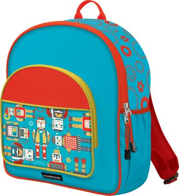 Crocodile Creek Inc Crocodile Creek Inc Robots Backpack Robots - Crocodile Creek Inc Kids' Backpacks