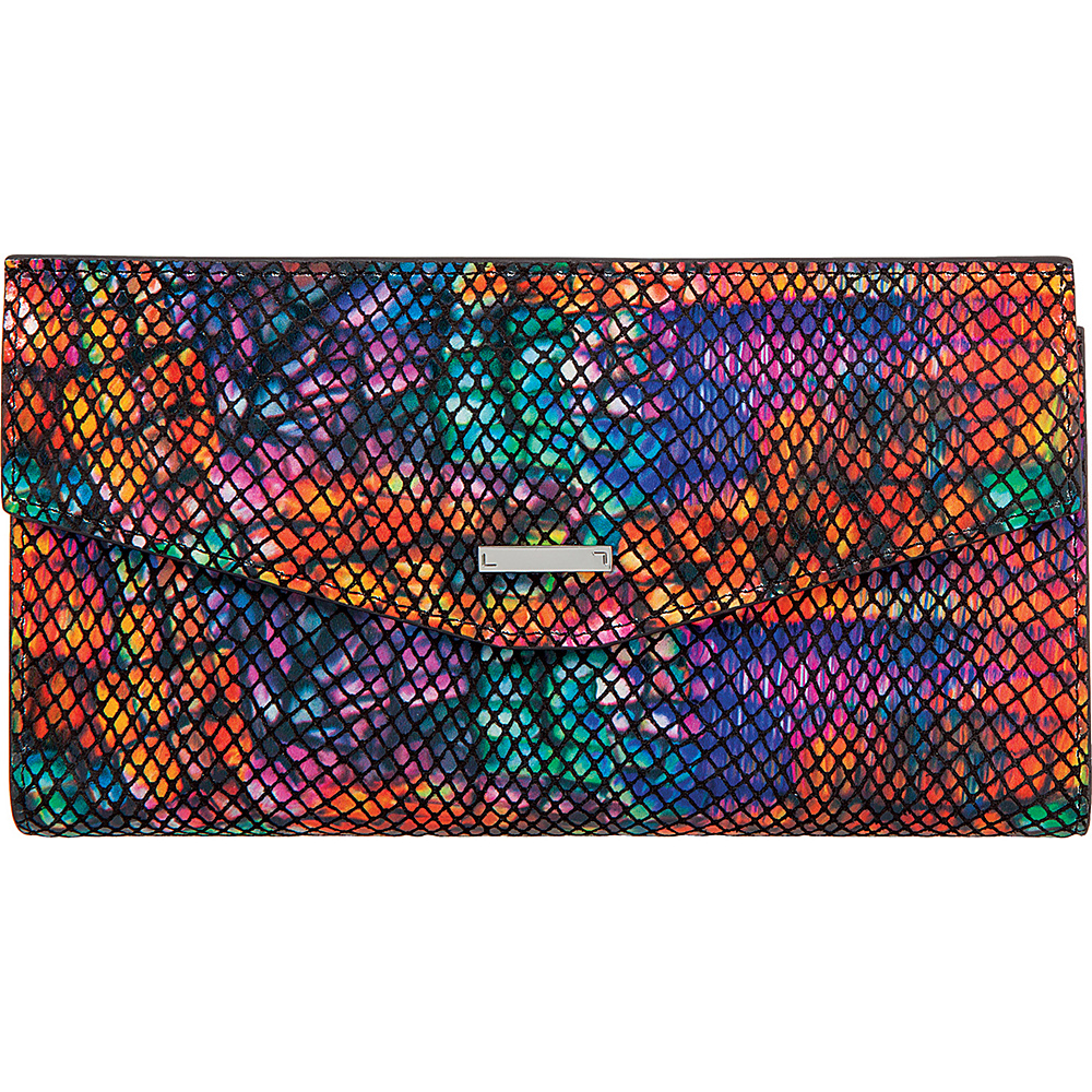 Lodis Elche Amanda Continental Clutch Multi - Lodis Womens Wallets - Women's SLG, Women's Wallets