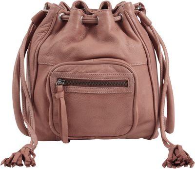 Day & Mood Rose Bucket Bag Cork - Day & Mood Leather Handbags