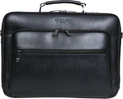 Kenneth Cole New York Business Single Compartment Top Zip 15.0 Laptop Portfolio