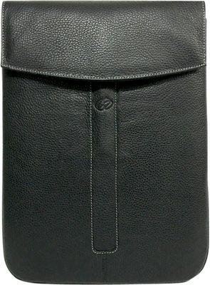 MacCase Premium Leather iPad 9.7 Sleeve Black - MacCase Electronic Cases