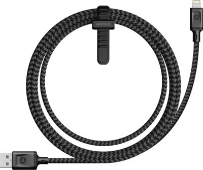 Nomad Lightning Cable - 5ft Black - Nomad Electronic Accessories