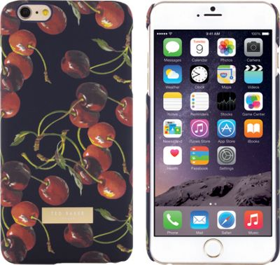 Ted Baker iPhone 6/6s Plus Case Portae Cheerful Cherries - Ted Baker Electronic Cases