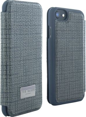 Ted Baker iPhone 6 & 7 Card Slot Folio Case Vebeach - Ted Baker Electronic Cases