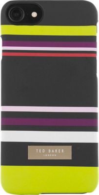 Ted Baker AW16 iPhone 6 & 7 Hard Shell Case Stairway Stripe - Ted Baker Electronic Cases