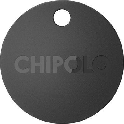 Chipolo Plus Bluetooth Item Finder Black - Chipolo Trackers & Locators
