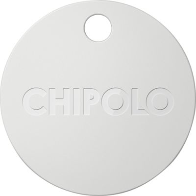 Chipolo Plus Bluetooth Item Finder White - Chipolo Trackers & Locators