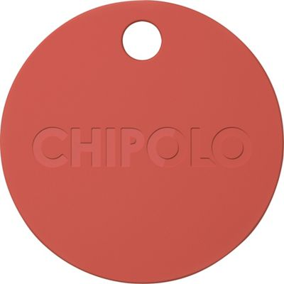 Chipolo Plus Bluetooth Item Finder Red - Chipolo Trackers & Locators