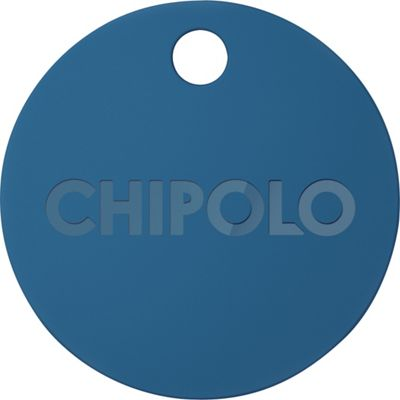 Chipolo Plus Bluetooth Item Finder Blue - Chipolo Trackers & Locators