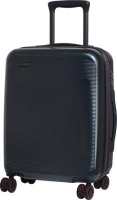 it luggage Autograph Hardside 8 Wheel 20.1 inch Expandable Spinner Luggage Navy - it luggage Hardside Carry-On