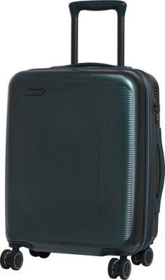 it luggage Autograph Hardside 8 Wheel 20.1 inch Expandable Spinner Luggage Teal - it luggage Hardside Carry-On