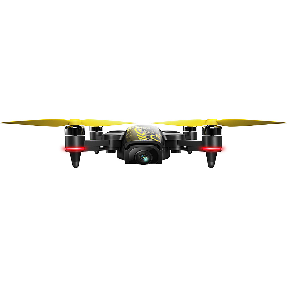XIRO Tech Xplorer Mini Drone with Pebble Case and Extra Battery Black - XIRO Tech Cameras