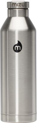 Mizu V8 Water Bottle with Steel Cap Stainless - Mizu Hydration Packs and Bottles 10581304