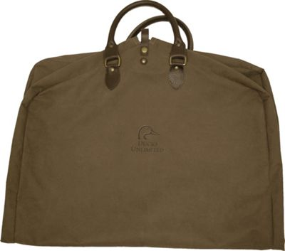 Ducks Unlimited Garment Sleeve Taupe - Ducks Unlimited Garment Bags