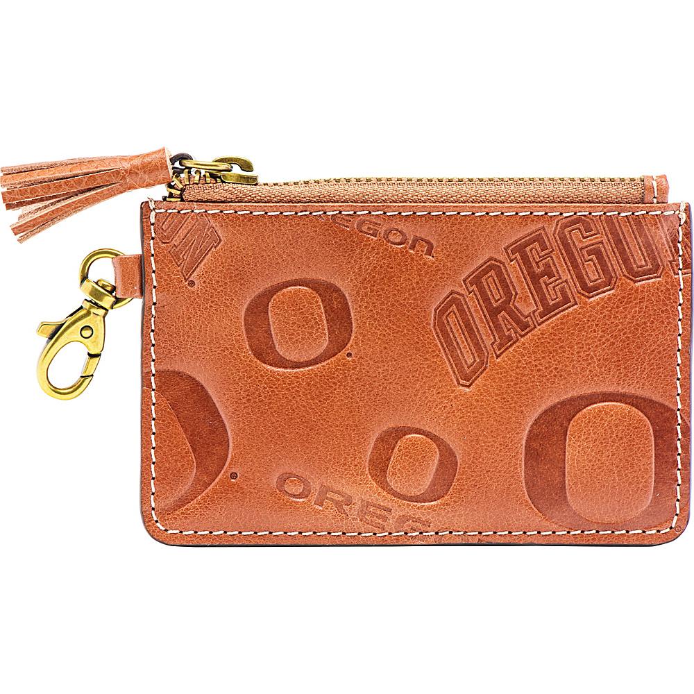 Jack Mason League NCAA Sideline Zip Coin Wallet Oregon Ducks - Jack Mason League Designer Handbags - Handbags, Designer Handbags