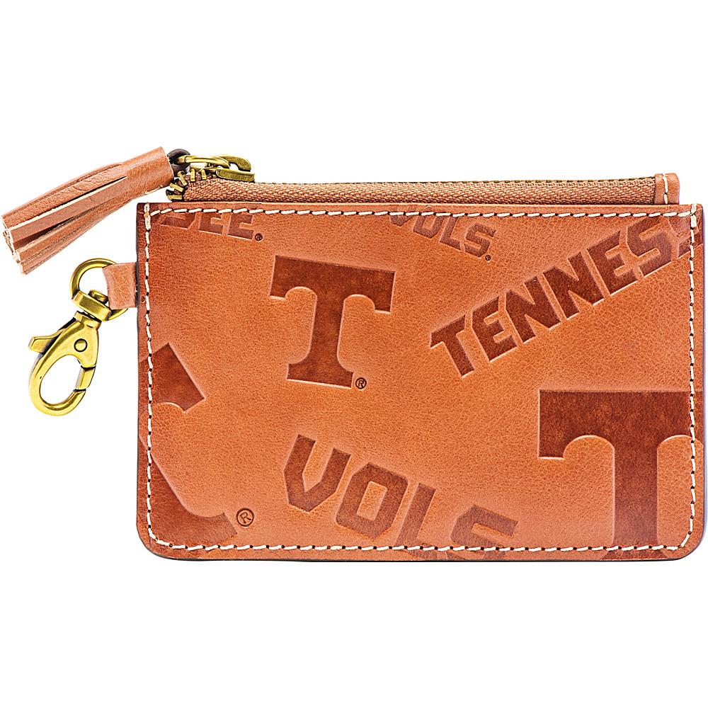 Jack Mason League NCAA Sideline Zip Coin Wallet Tennessee - Jack Mason League Designer Handbags - Handbags, Designer Handbags