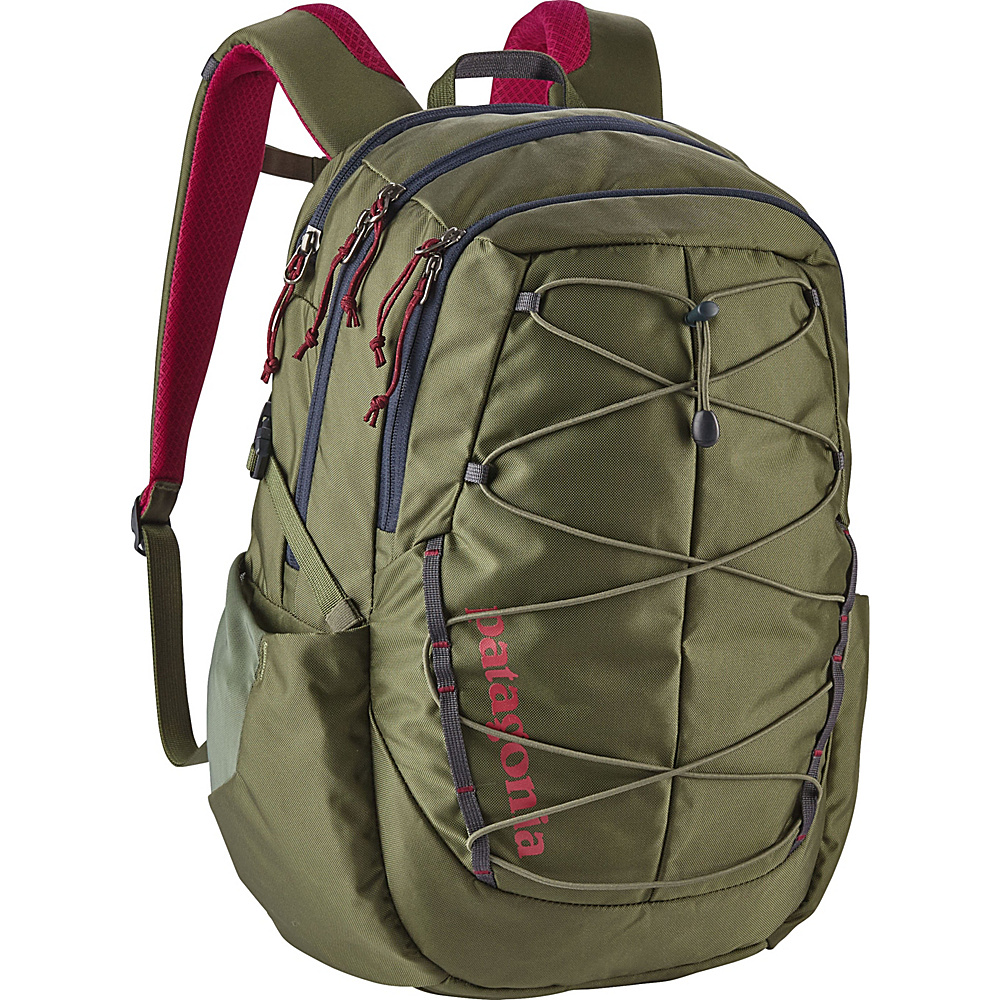 Patagonia Womens Chacabuco Pack 28L Buffalo Green - Patagonia Laptop Backpacks - Backpacks, Laptop Backpacks