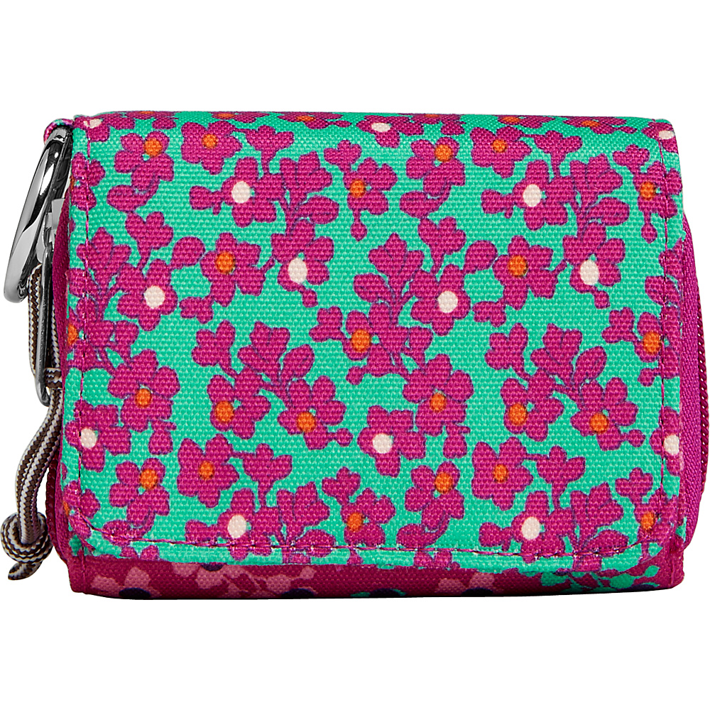 Vera Bradley Lighten Up RFID Card Case Ditsy Dot - Vera Bradley Womens Wallets - Women's SLG, Women's Wallets