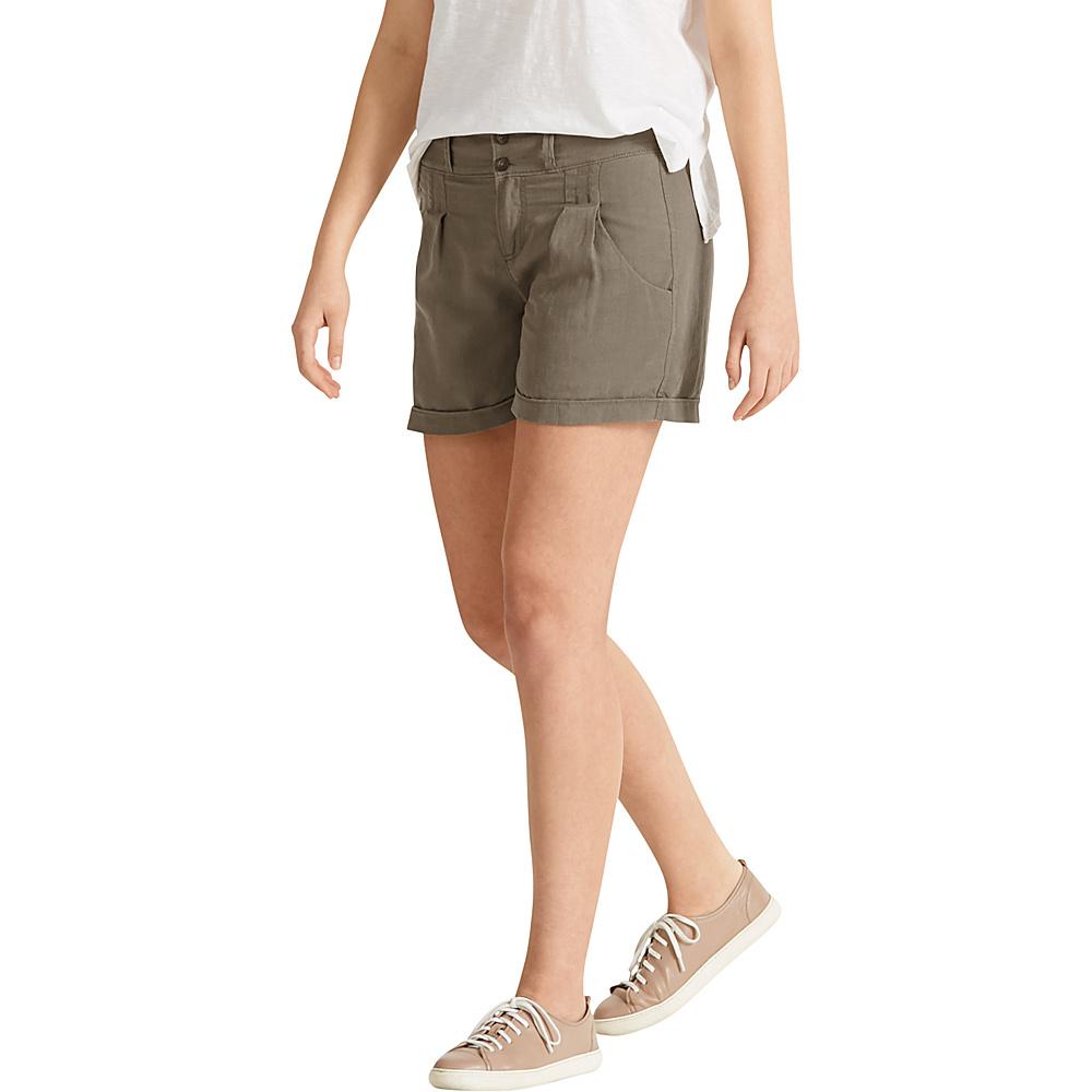 NAU Clothing Womens Flaxible Short 2 - Sable - NAU Clothing Womens Apparel - Apparel & Footwear, Women's Apparel