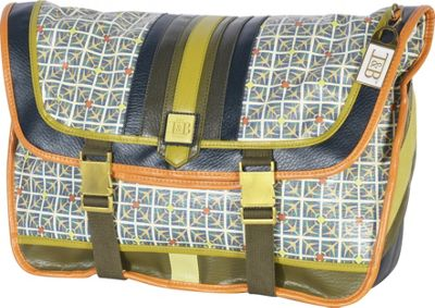 Inky & Bozko Day Tripper Messenger Bag Day Tripper - Inky & Bozko Messenger Bags
