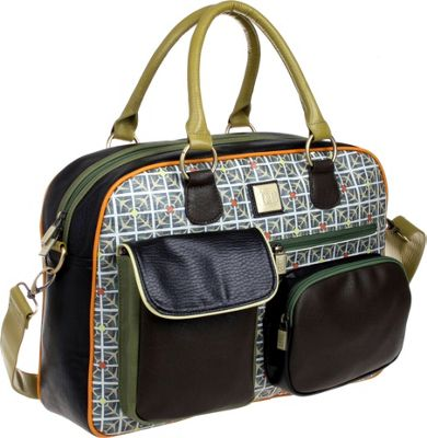 Inky & Bozko Day Tripper Cargo Bag Day Tripper - Inky & Bozko Fabric Handbags