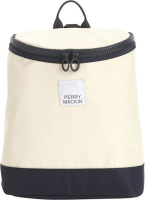 Perry Mackin Toddler Harness Backpack Cream - Perry Mackin Kids' Backpacks