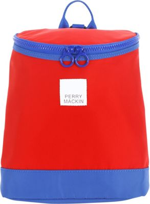 Perry Mackin Toddler Harness Backpack Red - Perry Mackin Kids' Backpacks