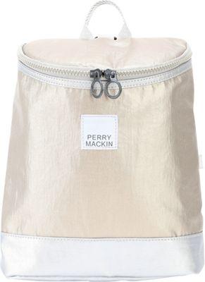 Perry Mackin Toddler Harness Backpack Gold - Perry Mackin Kids' Backpacks