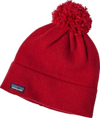 Patagonia Vintage Town Beanie One Size - Classic Red - Patagonia Hats