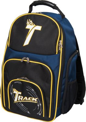 Track Premium Player Bowling Backpack Navy - Track Bowling Bags