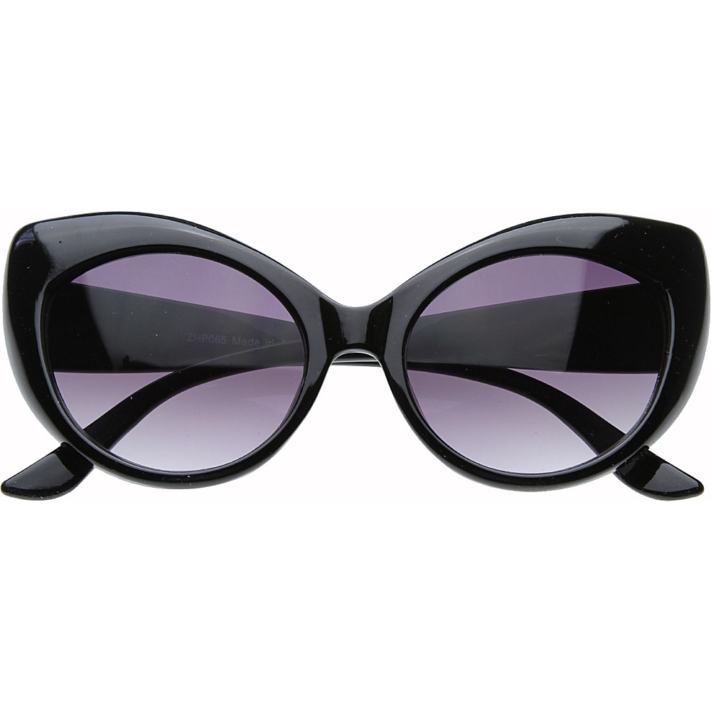SW Global Fay Cateye Fashion Sunglasses Black - SW Global Eyewear - Fashion Accessories, Eyewear