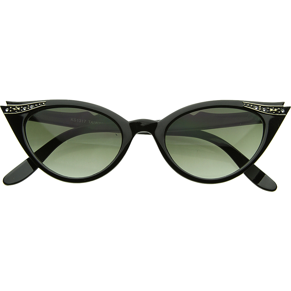 SW Global Avery Cateye Fashion Sunglasses Black - SW Global Eyewear - Fashion Accessories, Eyewear