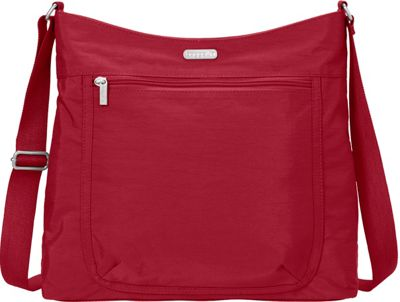 baggallini Pocket Hobo Apple - baggallini Fabric Handbags