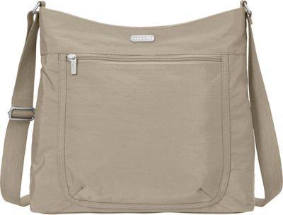 baggallini Pocket Hobo Beach - baggallini Fabric Handbags
