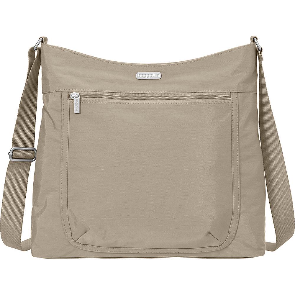 baggallini Pocket Hobo Beach - baggallini Fabric Handbags - Handbags, Fabric Handbags