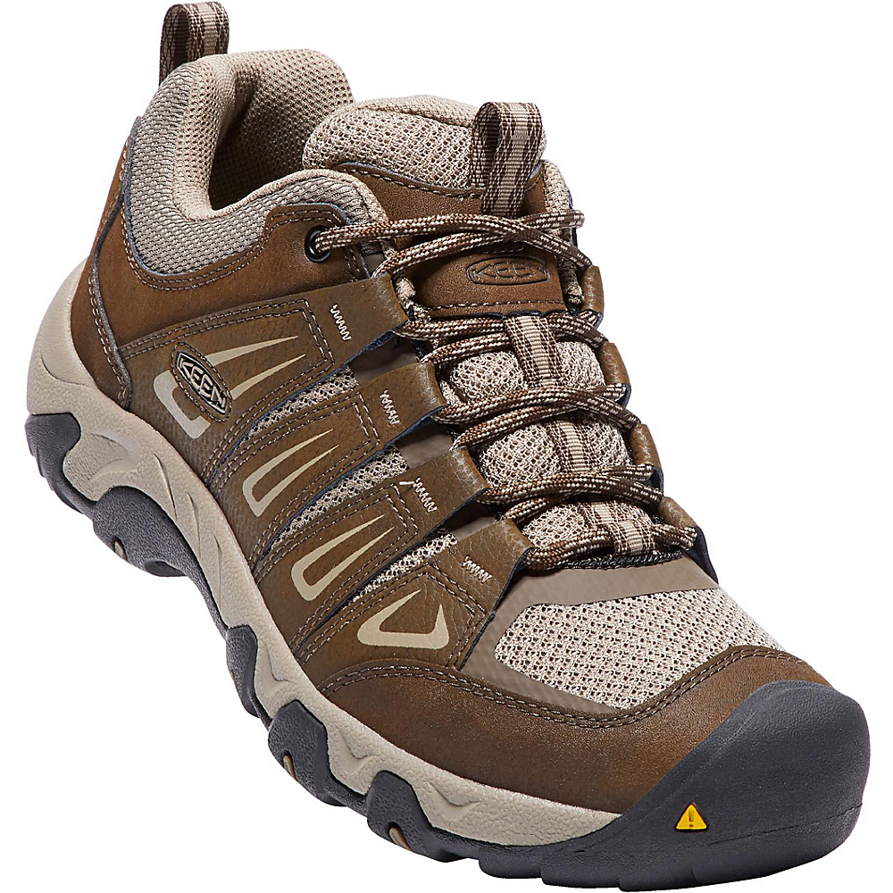 KEEN Mens Oakridge Boot 10.5 - Cascade/Brindle - KEEN Mens Footwear - Apparel & Footwear, Men's Footwear
