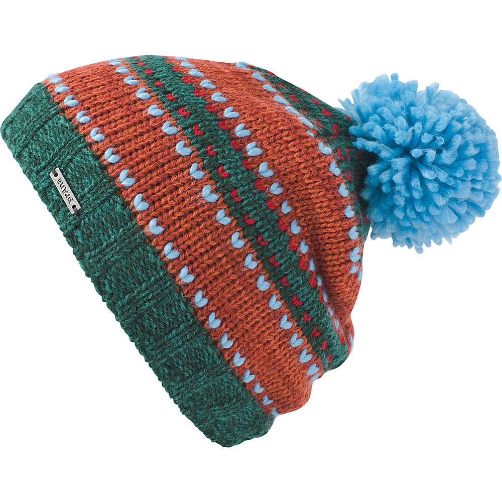 PrAna Keller Beanie One Size - Nordic Blue - PrAna Hats - Fashion Accessories, Hats