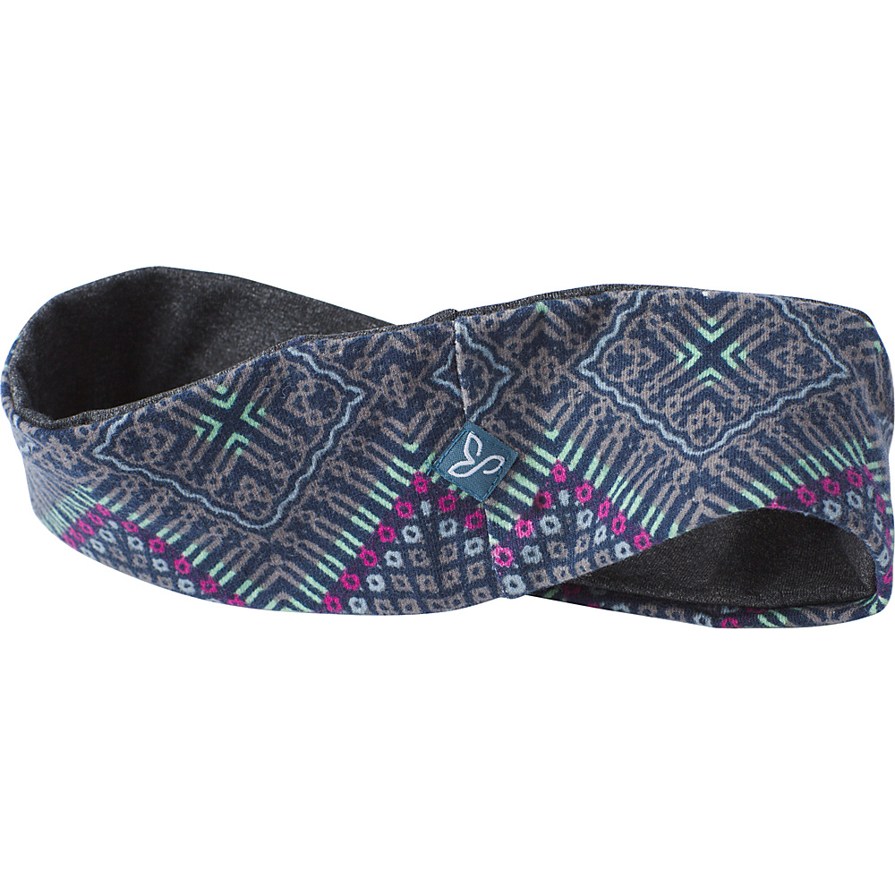 PrAna Reversible Headband One Size - Blue Kali - PrAna Hats - Fashion Accessories, Hats