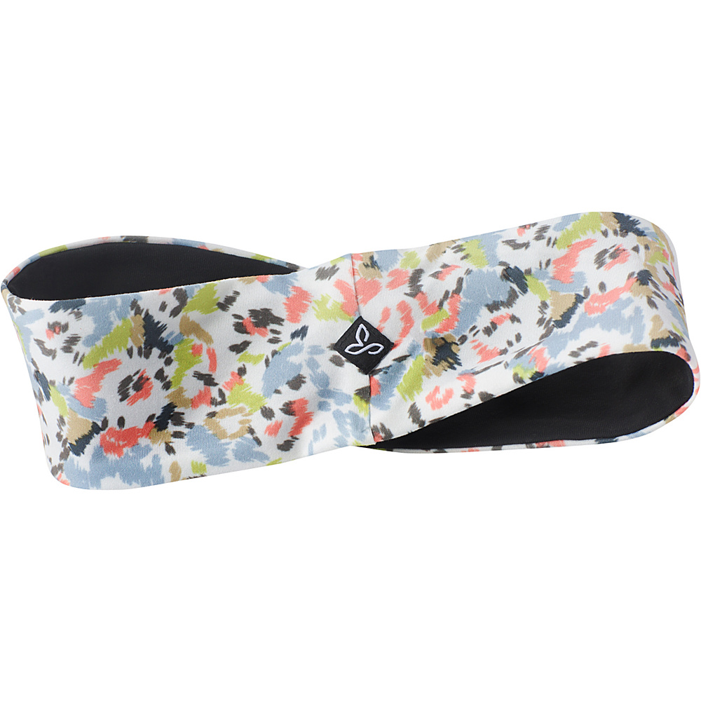 PrAna Reversible Headband One Size - Multi Petal - PrAna Hats - Fashion Accessories, Hats