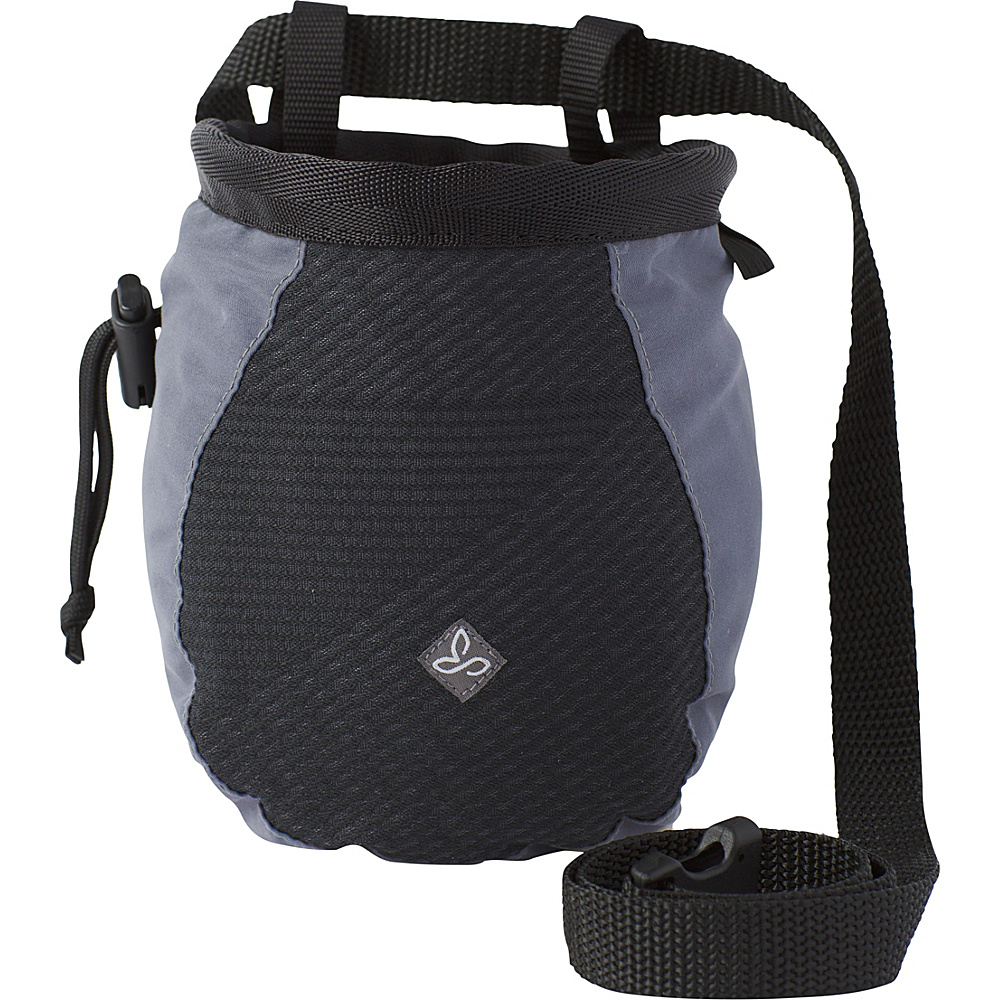 PrAna Large Womens Chalk Bag w/Belt Black Geo - PrAna Sports Accessories - Sports, Sports Accessories