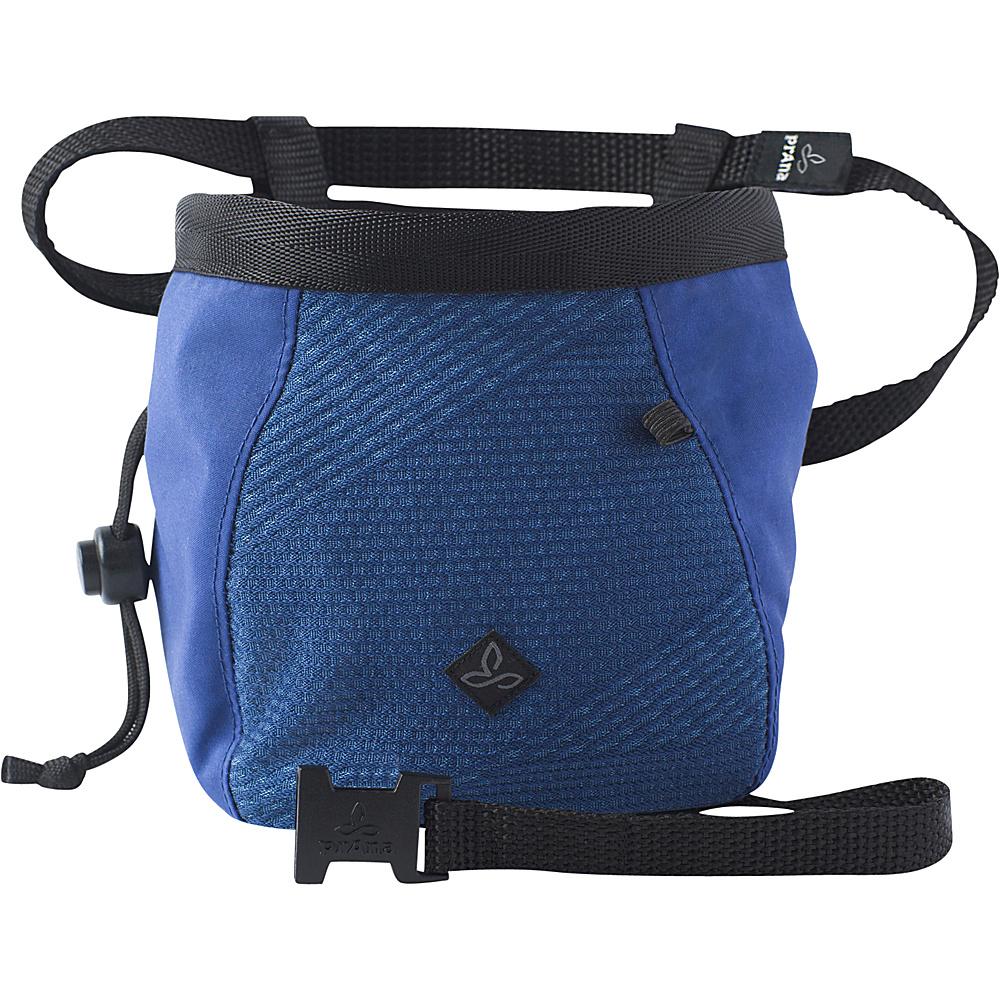 PrAna Large Womens Chalk Bag w/Belt Equinox Blue Geo - PrAna Sports Accessories - Sports, Sports Accessories