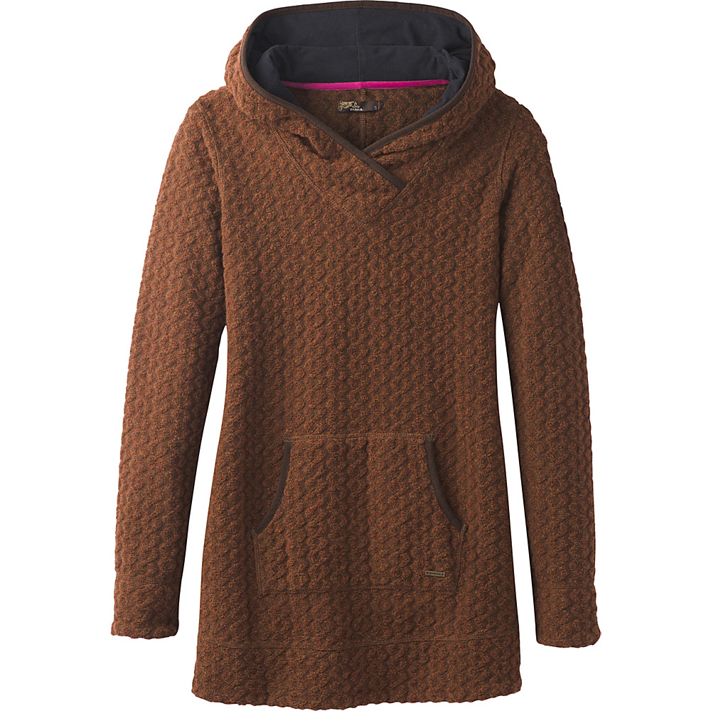 PrAna Sybil Sweater XS - Auburn - PrAna Womens Apparel - Apparel & Footwear, Women's Apparel