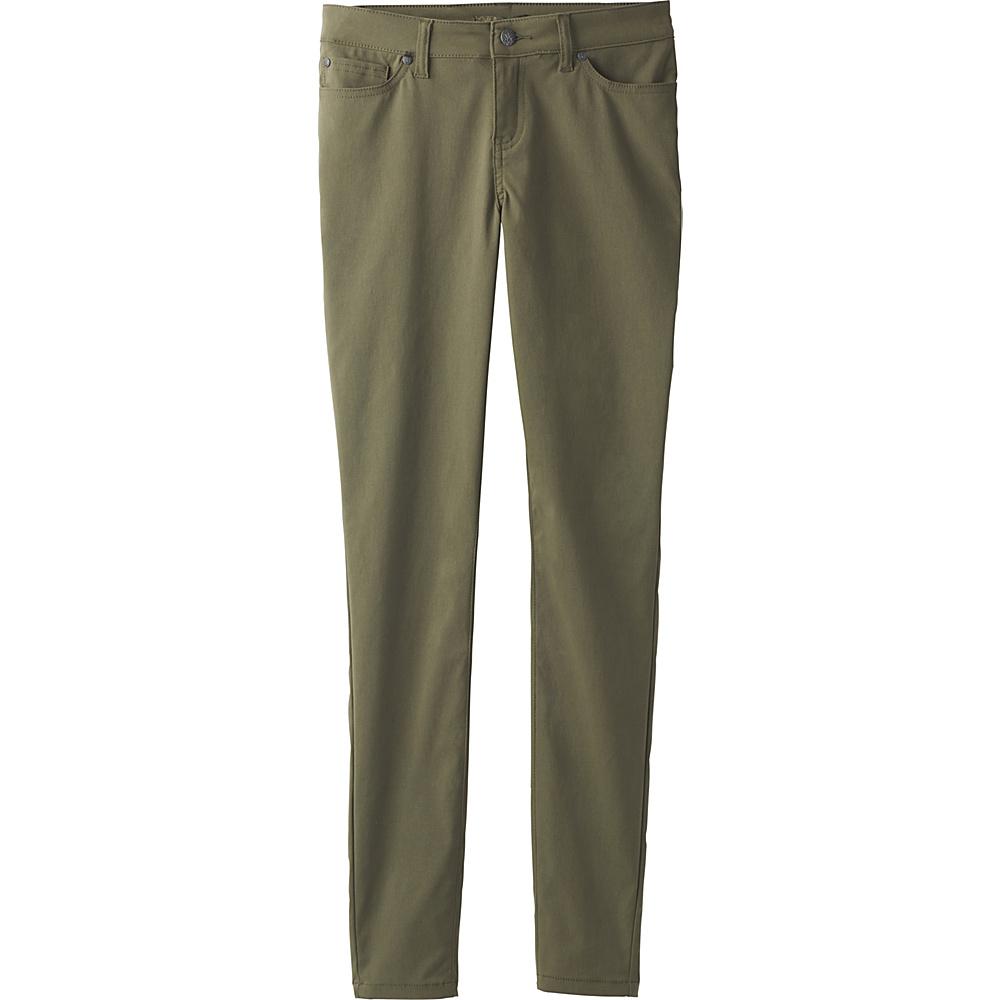 PrAna Briann Pant 4 - Regular - Cargo Green - PrAna Womens Apparel - Apparel & Footwear, Women's Apparel