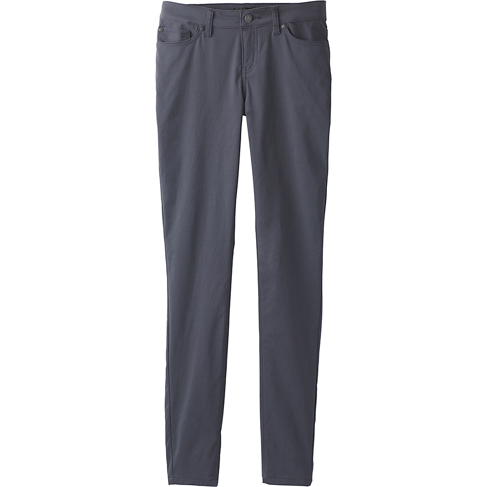 PrAna Briann Pant 10 - Regular - Coal - PrAna Womens Apparel - Apparel & Footwear, Women's Apparel