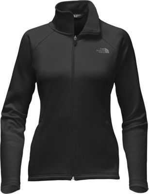 The North Face Womens Agave Full Zip XXL - TNF Black - The North Face Women's Apparel