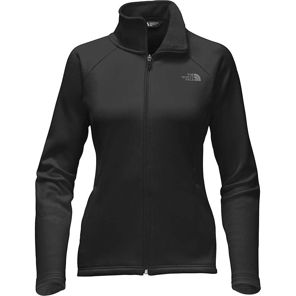 The North Face Womens Agave Full Zip XXL - TNF Black - The North Face Womens Apparel - Apparel & Footwear, Women's Apparel