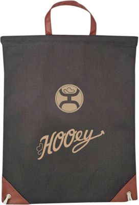 Hooey Original Canvas Laptop Backpack Black - Hooey Laptop Backpacks