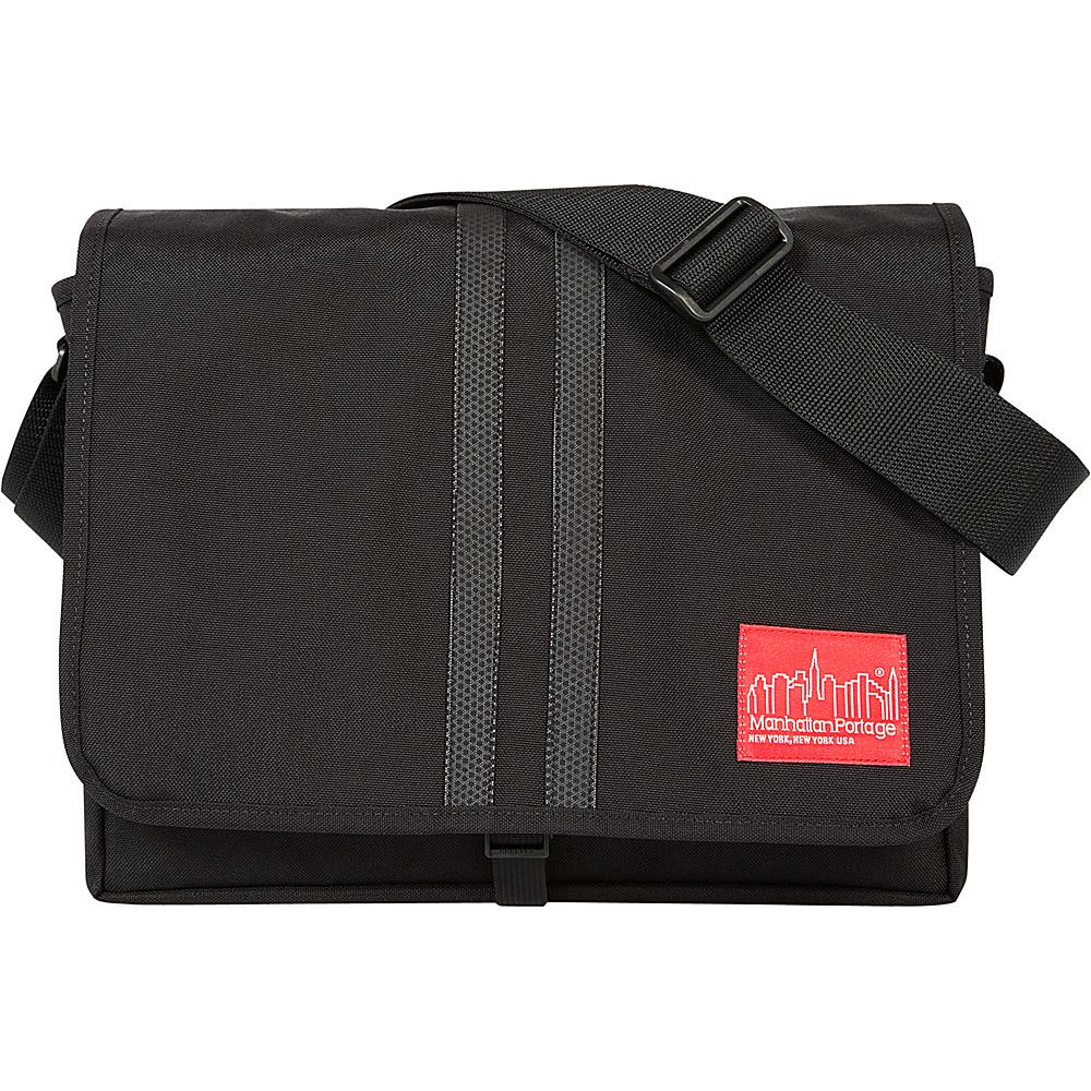 Manhattan Portage Hanover Messenger Bag Black - Manhattan Portage Designer Handbags - Handbags, Designer Handbags