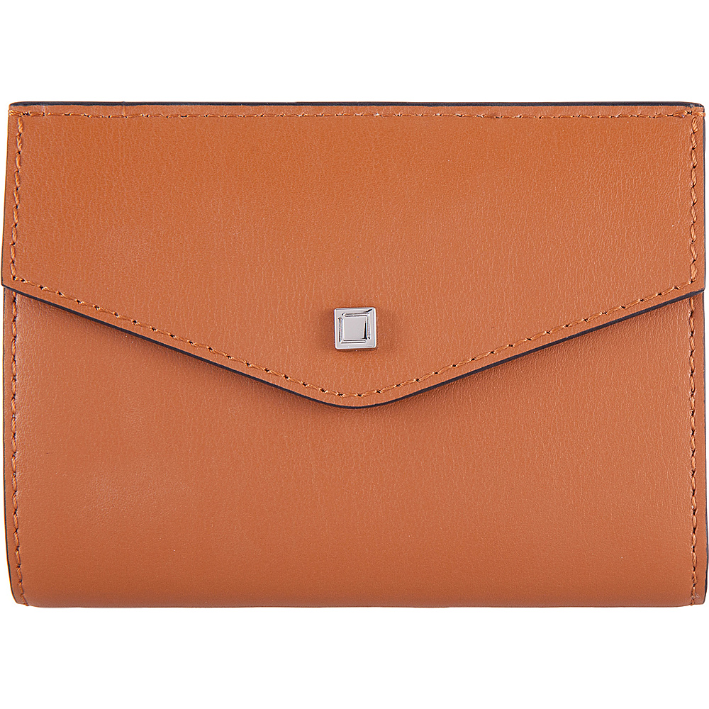 Lodis Silicon Valley RFID Rachel French Purse Toffee/Taupe - Lodis Womens Wallets - Women's SLG, Women's Wallets